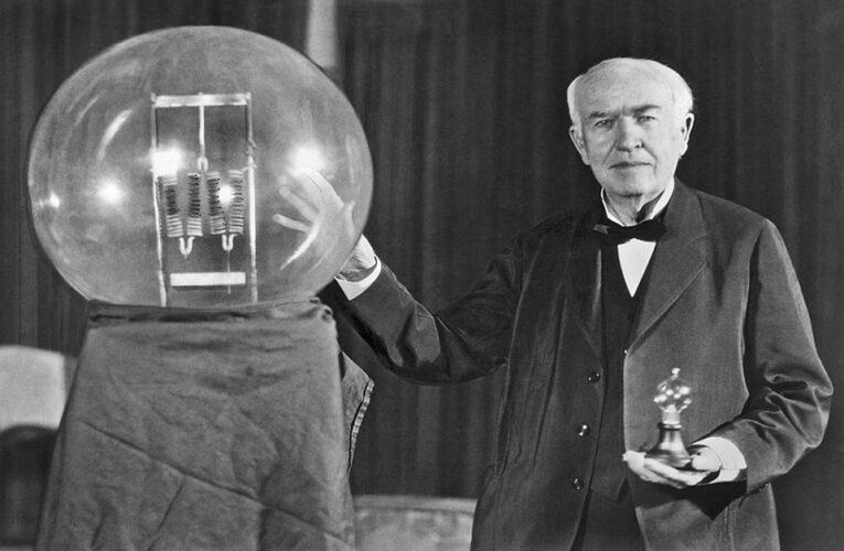 10 curiosidades de Thomas Edison
