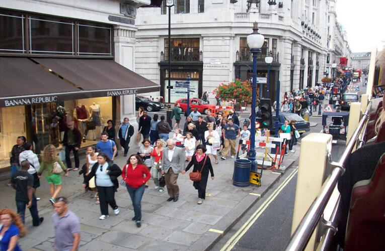 ¿De dónde ha venido el aumento de la población en Londres?