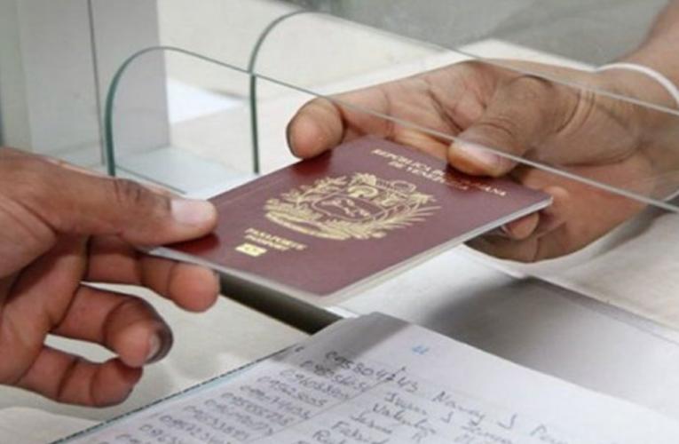 Lo que necesita saber sobre la prórroga del pasaporte venezolano