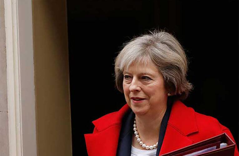 Reino Unido ya tiene una nueva primera ministra