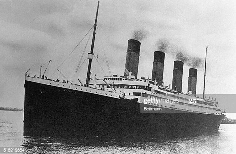 TITANIC: 102 años bajo el agua