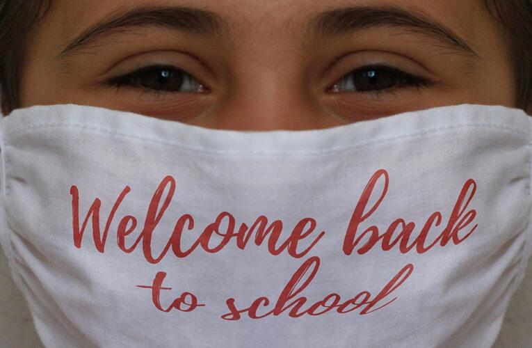 La nueva normalidad en las escuelas de Inglaterra