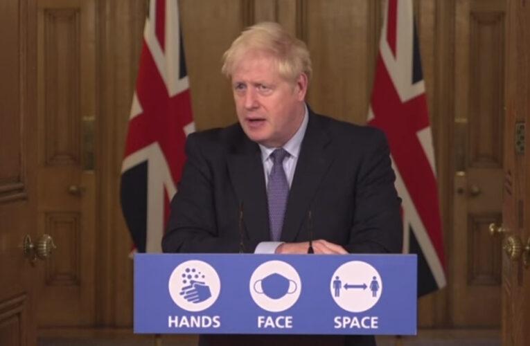 """""""Hicimos una oferta generosa para apoyar las empresas de Manchester, pero el alcalde no la aceptó"""": PM"""