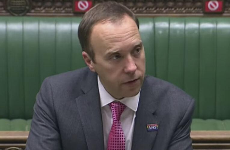 Secretario de Salud anunció reglas más estrictas en Liverpool, Warrington, Hartlepool y Middlesbrough
