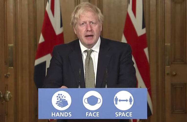 ¡ATENCIÓN! Se espera que el primer ministro británico anuncie la próxima semana un nuevo bloqueo nacional