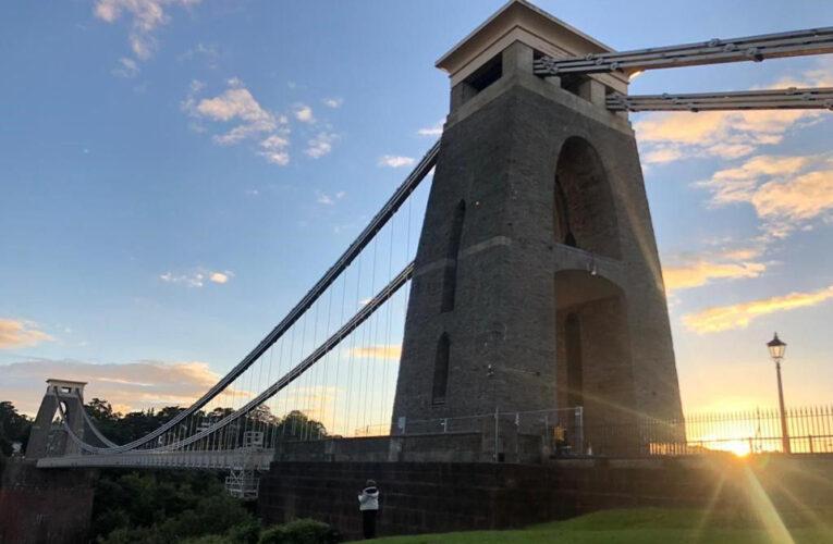 """""""Clifton Suspension Bridge"""": Cuando la osadía hace historia"""