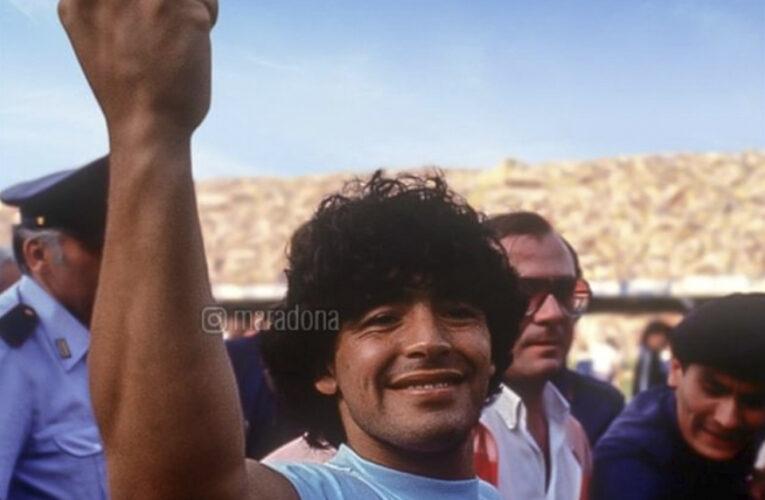 Comienzan tres días de luto en Argentina mientras llegan los homenajes a Diego Armando Maradona