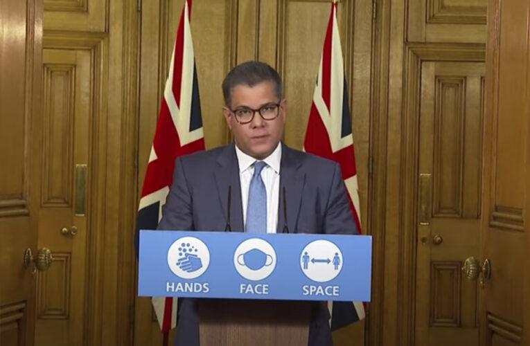 Alok Sharma anuncia fondo de £ 2.2 mil millones para apoyar a las empresas cerradas en bloqueo