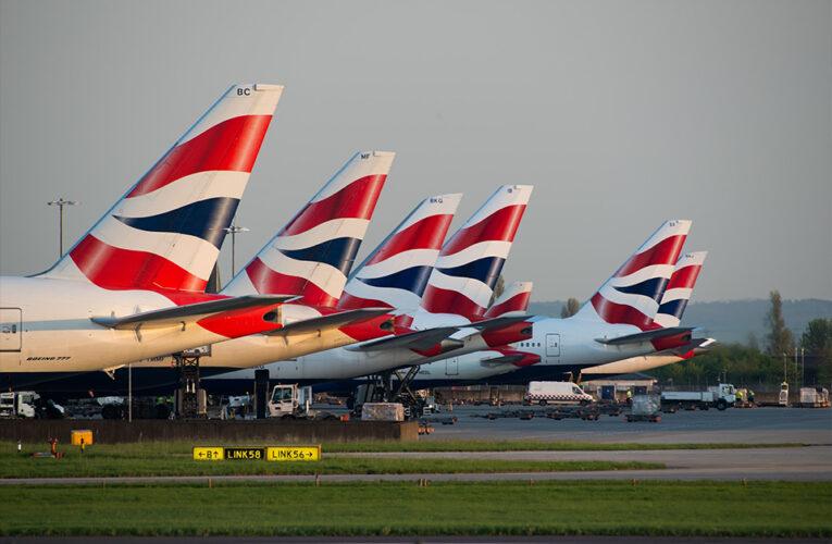 British Airways hará pruebas a pasajeros en  programa piloto para detectar casos de Covid-19