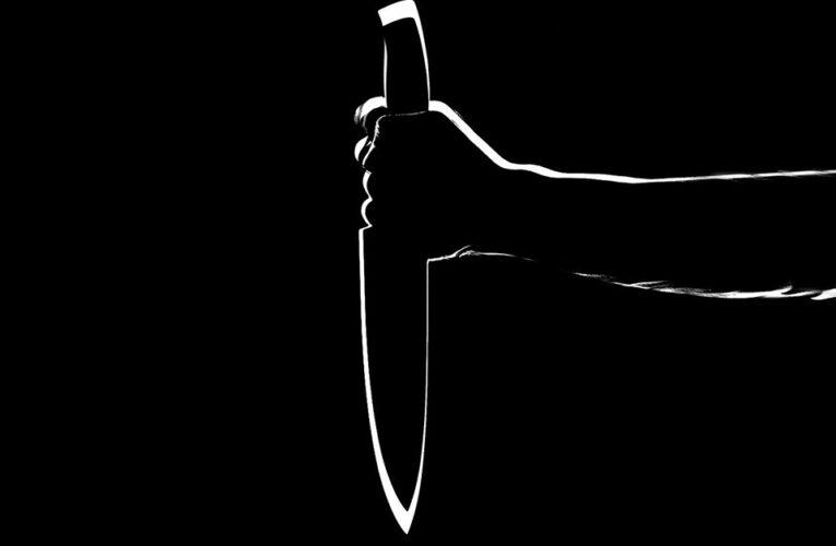 Más de 10 mil cuchillos fueron confiscados por la policía