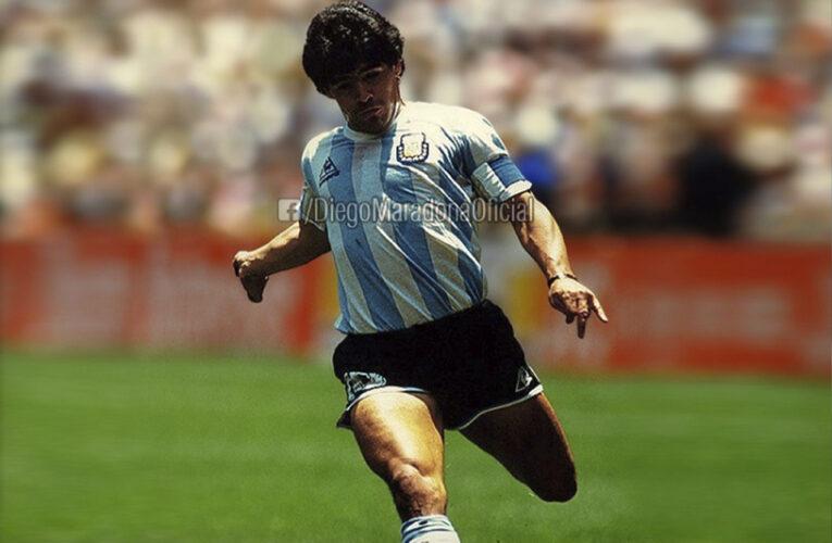 La leyenda argentina Maradona fallece a los 60 años, según informes de prensa