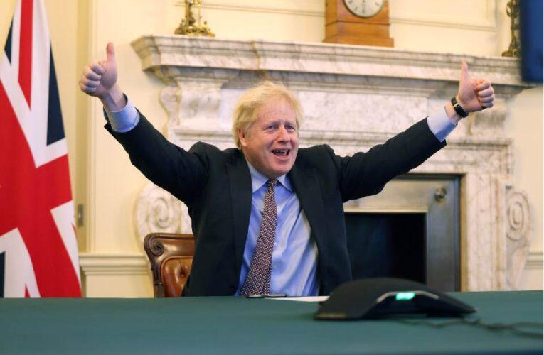 ¡Última hora! Reino Unido y la Unión Europea llegan a un acuerdo.