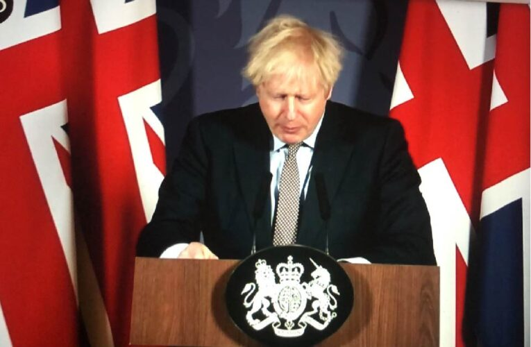 Declaración de Boris Johnson sobre el resultado de las negociaciones con la Unión Europea