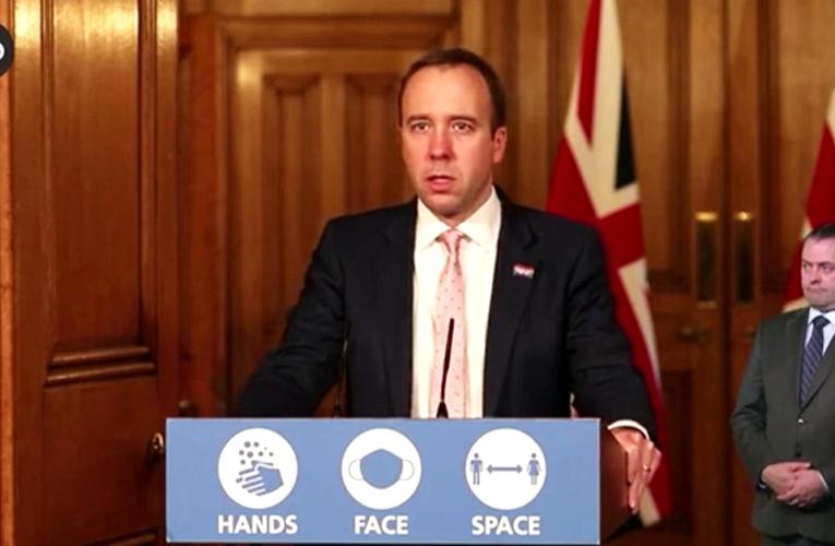 Más áreas de Inglaterra se colocarán bajo restricciones de nivel cuatro a partir de la medianoche
