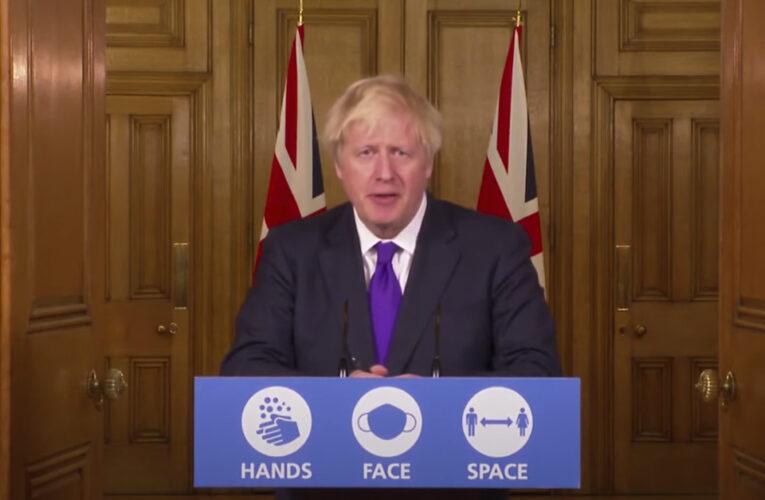 El 'wallpapergate', el escándalo que golpea a Johnson en Reino Unido