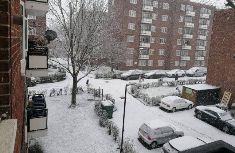MET: Advertencias de clima severo en todo el Reino Unido