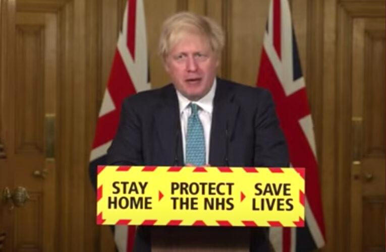 Boris Johnson asegura que casi mil sitios de vacunación proporcionarán vacunas al final de esta semana en todo el país