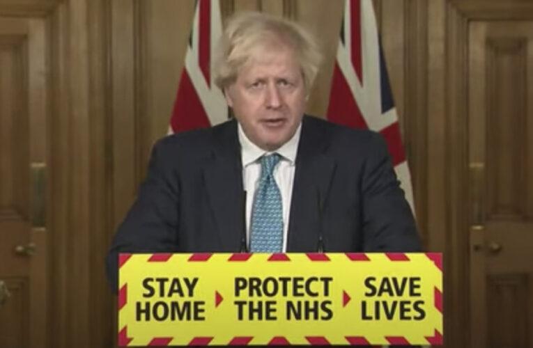 """""""La investigación científica británica ha contribuido a la creación de más tratamientos que salvan vidas"""": Boris Johnson"""