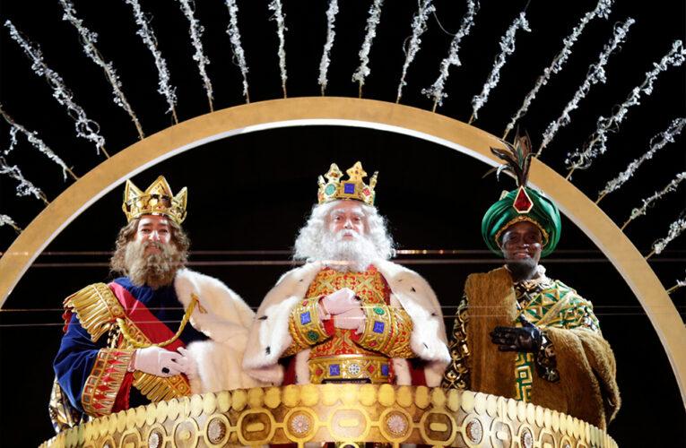 Helada noche de Reyes en Madrid