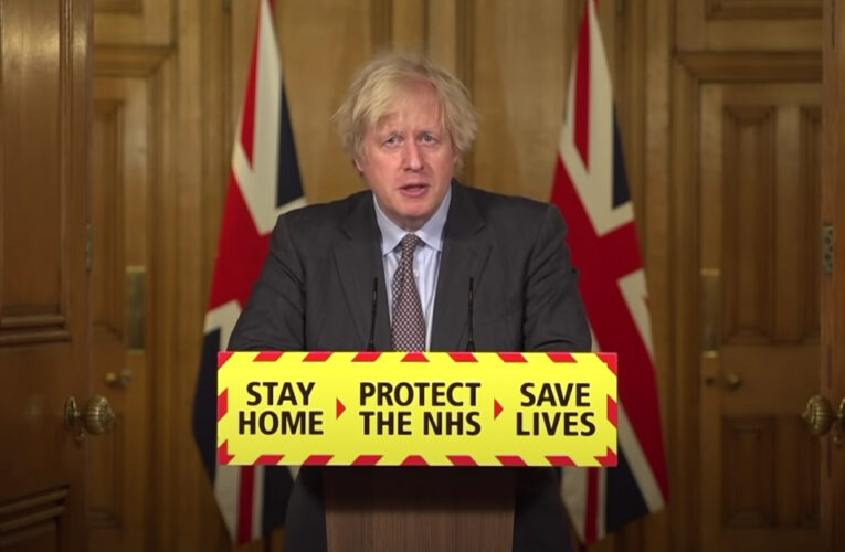Boris Johnson revela que los nuevos medicamentos caseros podrían ayudar a abordar la tercera ola de Covid-19