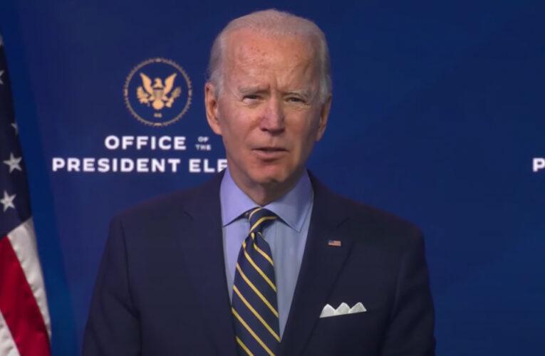 Joe Biden, decretó una serie de medidas para controlar el uso de armas de fuego en su país
