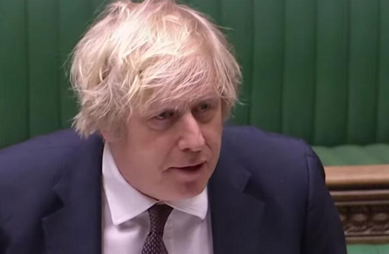 Boris Johnson pronto recibirá primera dosis contra la Covid-19 y será de Oxford-AstraZeneca