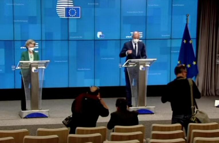 Cumbre de la UE busca decidir sobre prohibiciones a exportaciones de vacunas