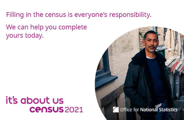 El censo prosigue. Aún puedes censarte