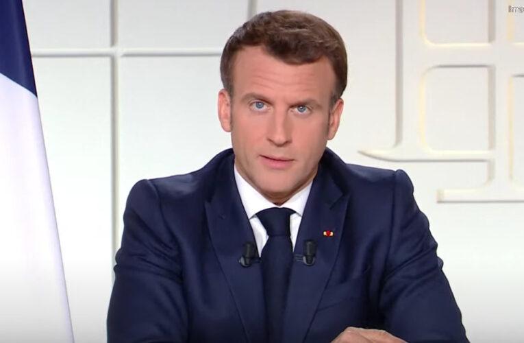 El presidente francés, Emmanuel Macron, anunció un tercer confinamiento nacional para enfrentar la oleada de contagios de coronavirus