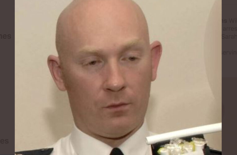 Oficial de la Policía Metropolitana arrestado bajo sospecha de asesinato en el caso de Sarah Everard