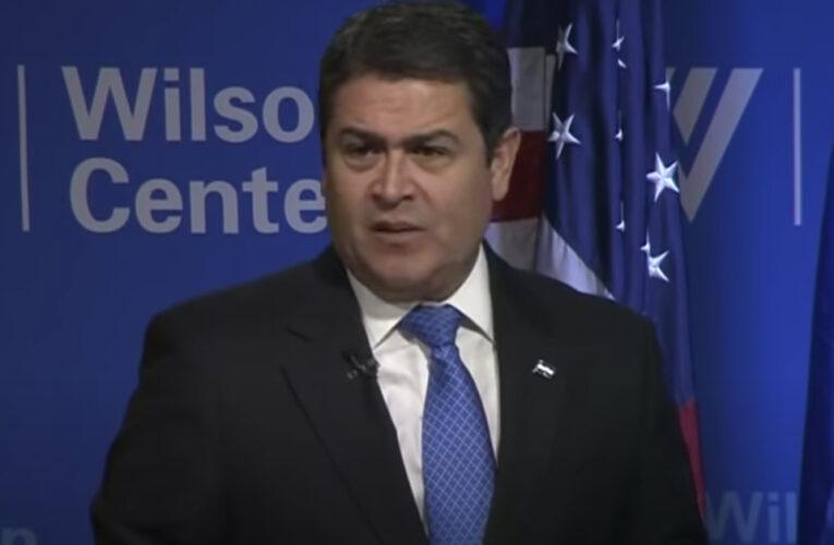 Presidente de Honduras niega acusaciones de narcotráfico