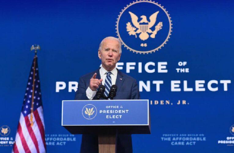 Biden anuló ley de Trump que afectaba a la comunidad LGBT