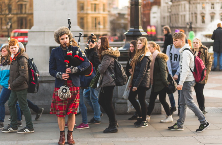 Escoceses se juegan su futuro dentro del Reino Unido en las elecciones parlamentarias del 6 de mayo