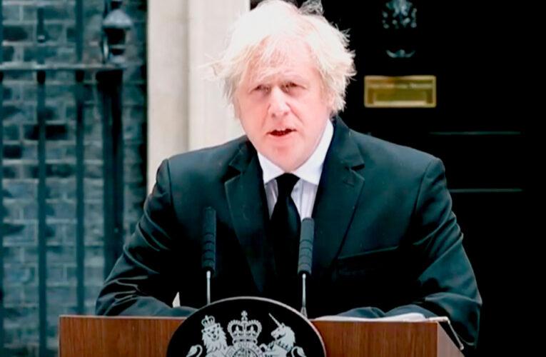 Declaración del Primer Ministro Boris Johnson sobre la muerte de Su Alteza Real el Príncipe Felipe, Duque de Edimburgo