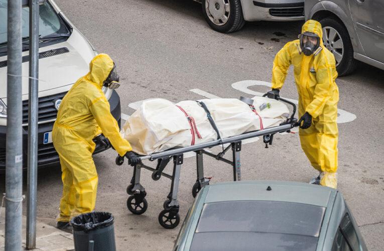 Brasil supera las 4.000 muertes diarias por COVID-19