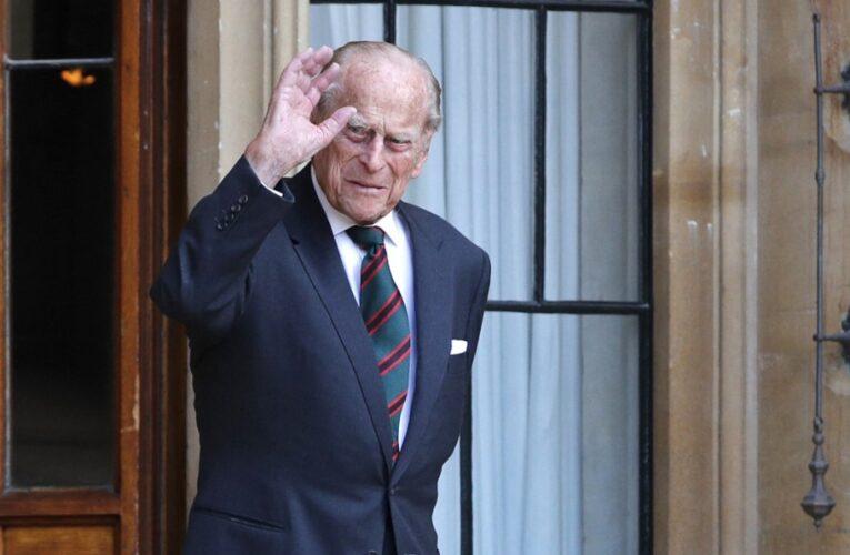 El príncipe Felipe muere a los 99 años: así fue la vida del duque de Edimburgo