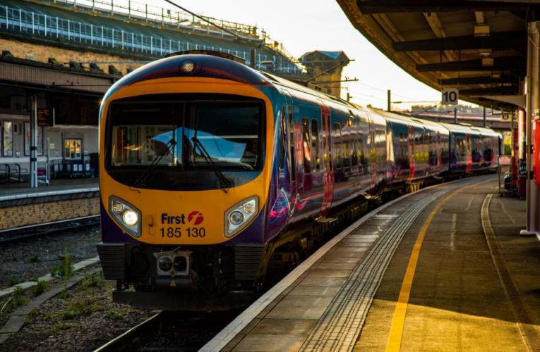 Gobierno nacional controlará el sistema ferroviario británico