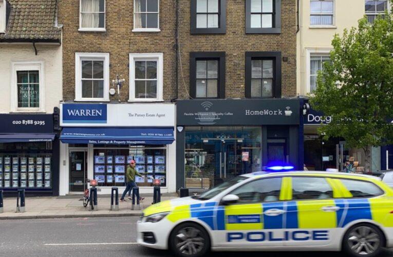 411 cuchillos incautados en una semana de operación policial en Londres
