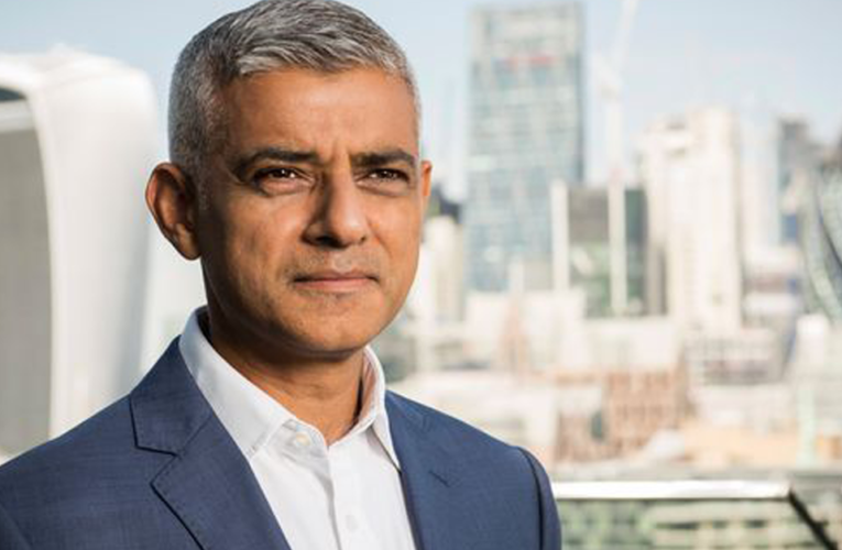 Sadiq Khan reelecto como Alcalde de Londres