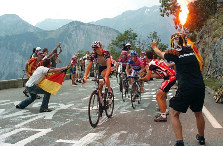Están en la búsqueda de mujer que ocasionó accidente en el Tour de Francia