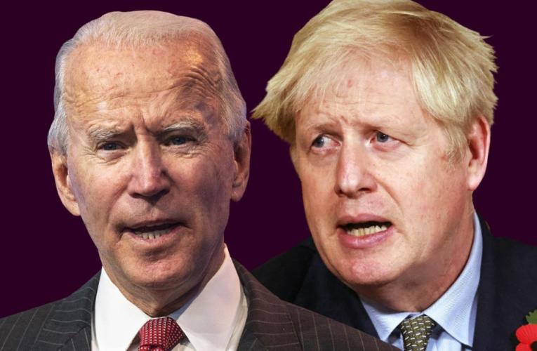 Boris Johnson y presidente de Estados Unidos firman hoy nuevo tratado Atlántico
