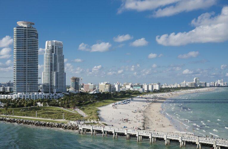 Se derrumbó un edificio en Miami
