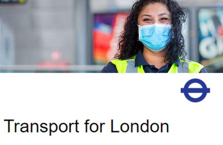 ¿Cuáles son las reglas y las pautas para las cubiertas faciales a partir del lunes 19 de julio en el Transporte de Londres?