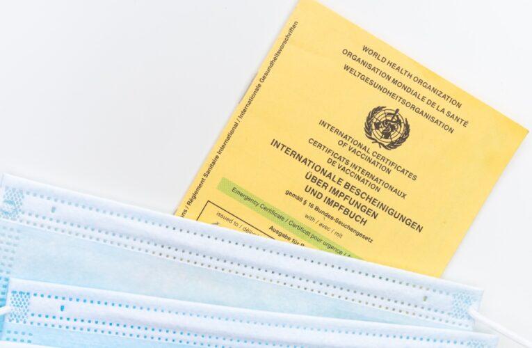 Los certificados de vacuna Covid serán obligatorios para lugares concurridos en Inglaterra