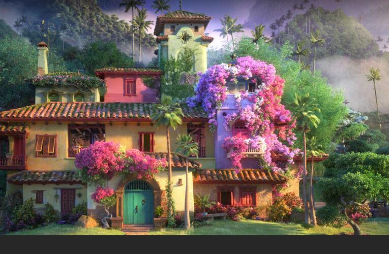"""Disney acaba de lanzar su primer avance de la próxima película """"Encanto"""" basada en un pueblo 'mágico' de Colombia"""