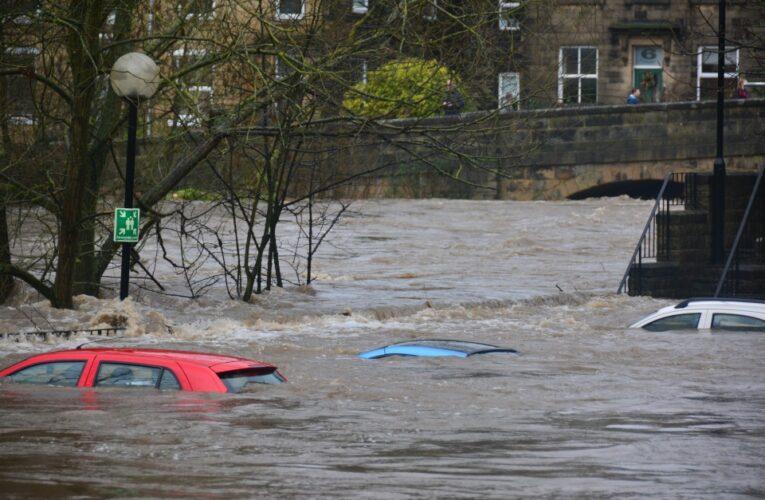 Inundaciones en Europa occidental dejan por lo menos 60 muertos