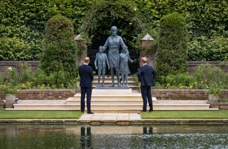 Príncipe William: Todos los días, deseamos que ella todavía estuviera con nosotros