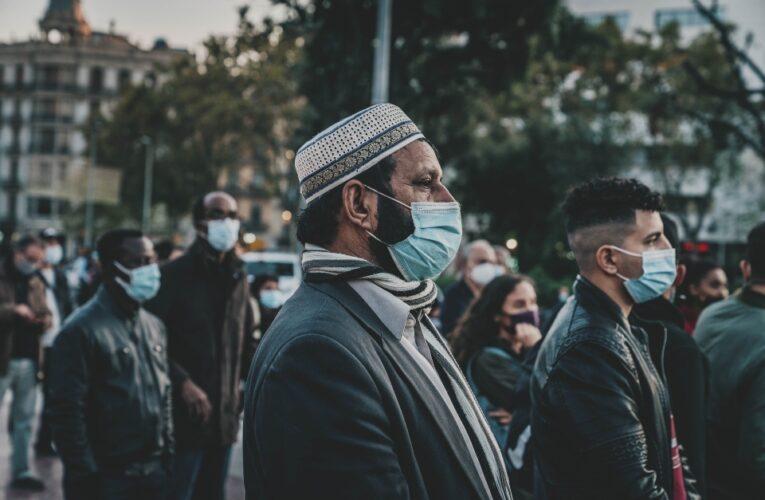 En Afganistán se registraron protestas contra los talibanes