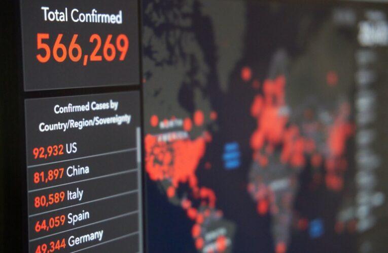 Se duplicó el número de contagios en gran parte del mundo el último mes: OMS